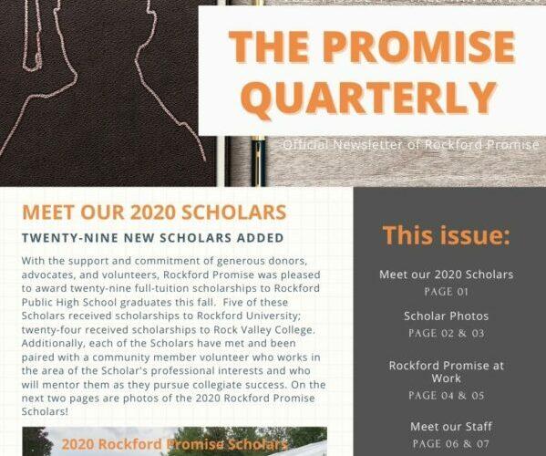 Rockford Promise Newsletter