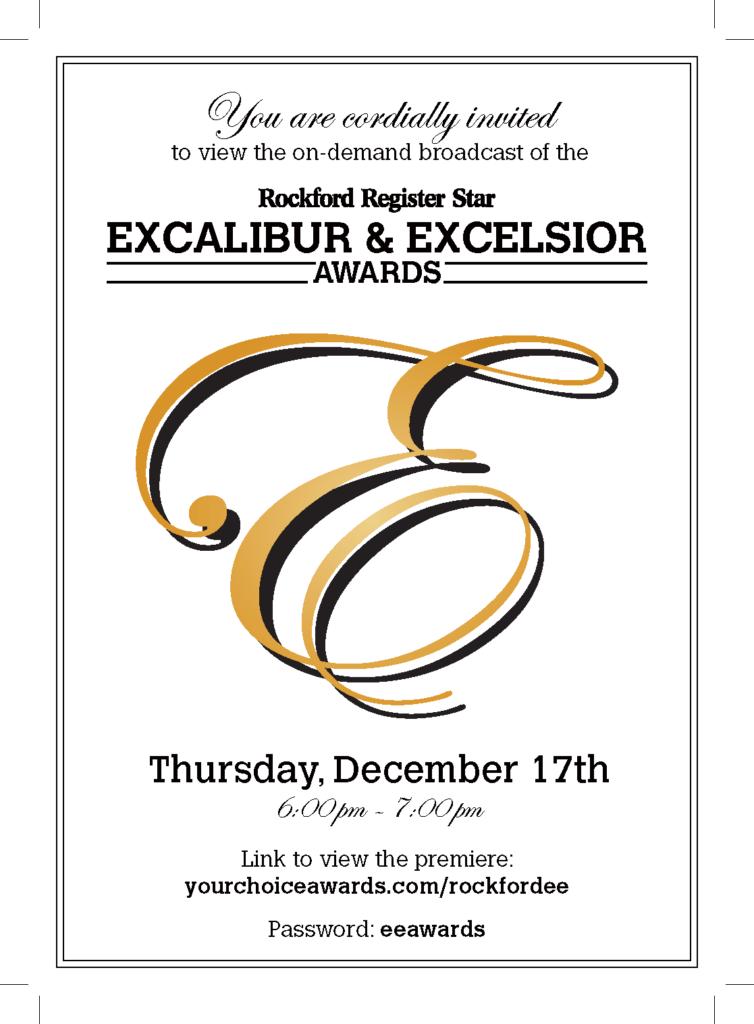 Excalibur & Excelsior Awards